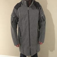 Brand New - Spyder GT Long Jacket - Men's size Large